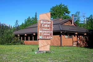 Barrier Lake Visitor Centre
