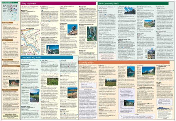Banff Egypt Lake Back