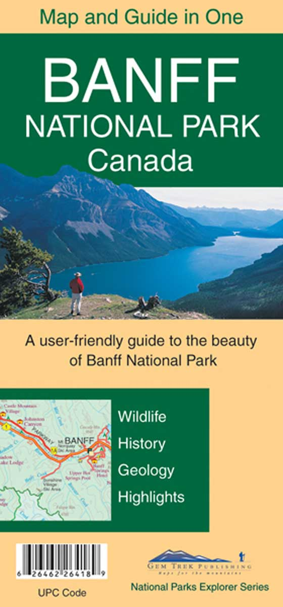 Banff National Park Cover