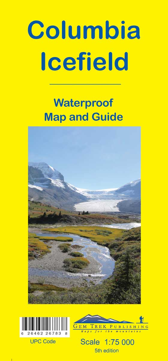 Columbia Icefield Cover