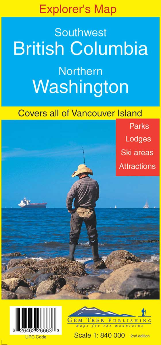 Southwest BC Cover