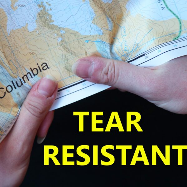 tearproof gem trek map